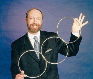 Jim Snack three rings